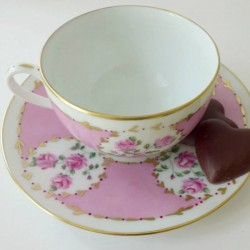 Porcelain coffee cup Secret...