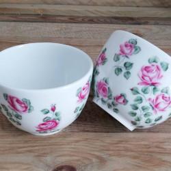 Petit bol thé porcelaine...