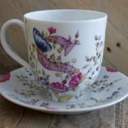 Grande tasse mug porcelaine...