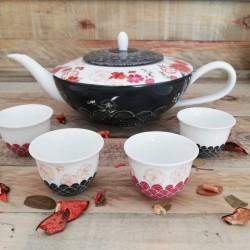 Fine Limoges porcelain...