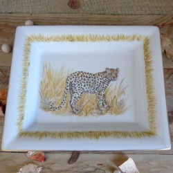 Porcelain tray - Savanna...